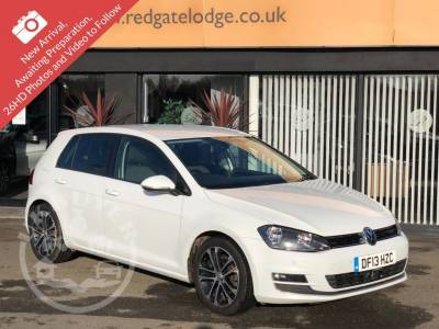 2013 13 VOLKSWAGEN GOLF 2.0 GT TDI BLUEMOTION TECHNOLOGY 5d 148 BHP