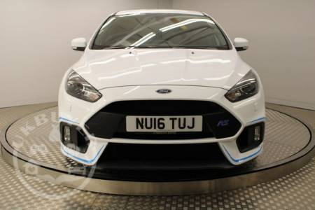 2016 16 FORD FOCUS 2.3 RS 5d 346 BHP