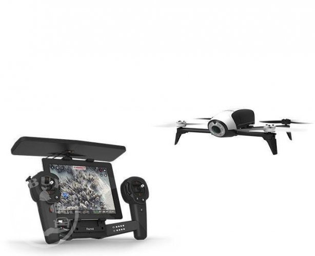 Parrot Bebop 2 Drone Quadcopter with Sky-Controller Black - White