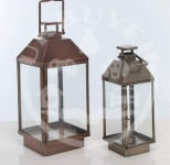 Copper Antique Hanging Lantern