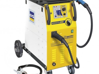 GYS MONOGYS 250-4CS SYNERGIC SINGLE PHASE MIG WELDER