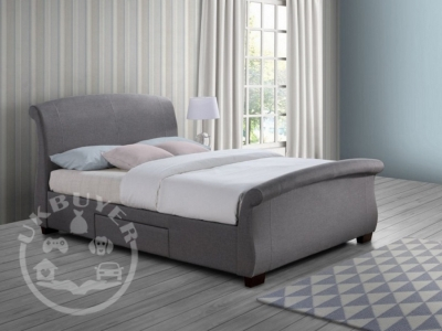 Galaxy Double bedstead with storage