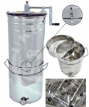 Manual 4 Frame Honey Extractor 3 in 1