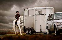 NEW Ifor Williams Horsebox HB506