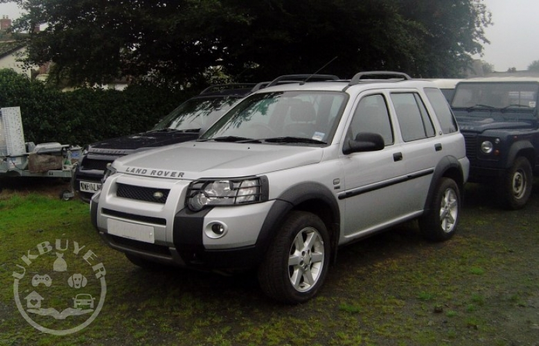 2004 Land Rover Freelander HSE (Automatic)