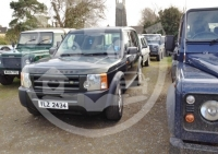 2008 Land Rover Discovery Commercial TDV6
